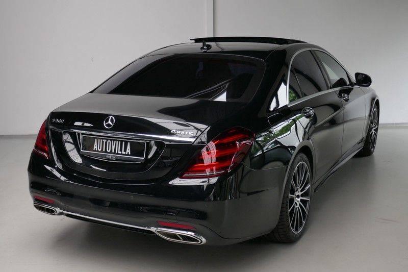 Mercedes-Benz S-Klasse 560 4Matic Lang Premium Plus afbeelding 5
