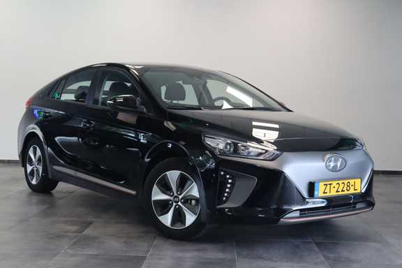 Hyundai IONIQ Comfort EV 4% Bijtelling NIEUW!! 21.116 ex. BTW Navigatie Adaptive-Cruise *tot 24 maanden garantie (*vraag naar de voorwaarden)