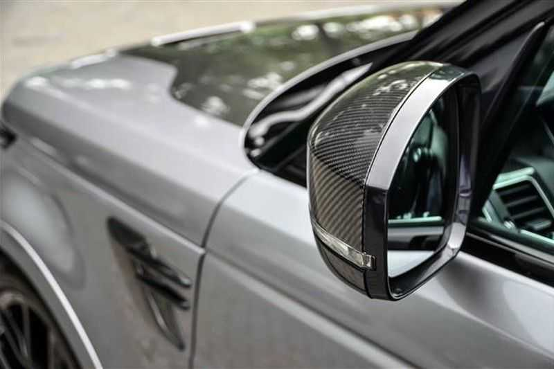 Land Rover Range Rover Sport 5.0 SVR CARBON+PANO.DAK+ACC+HEADUP NP.250K afbeelding 15