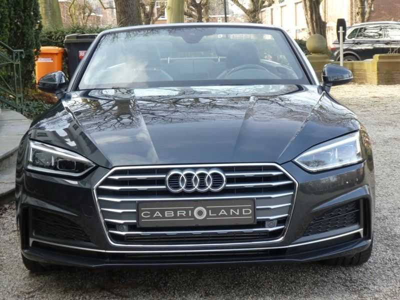 Audi A5 Cabriolet 2.0 TFSI S-Line afbeelding 14