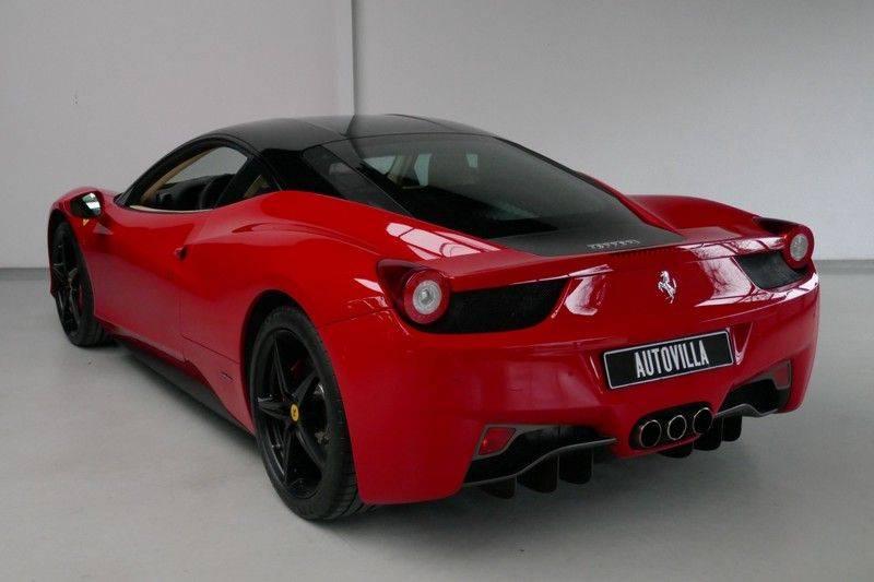 Ferrari 458 4.5 V8 Italia Carbon afbeelding 6