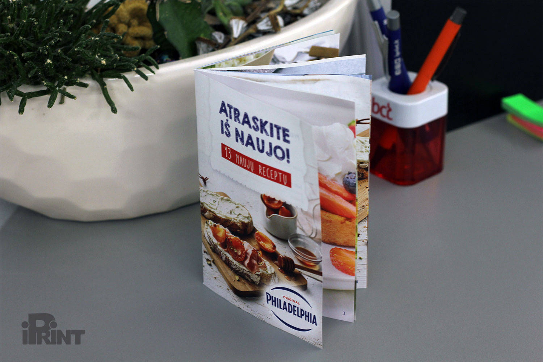 Susegta brošiūra
