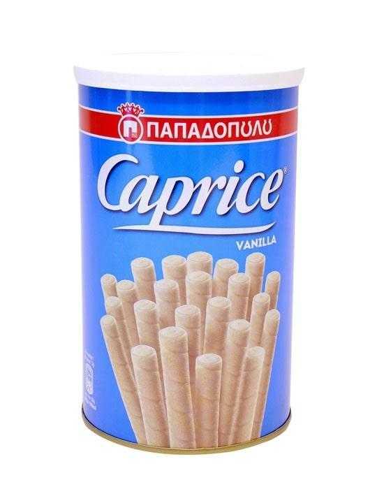 Vanille Waffelrollen Caprice - 250g