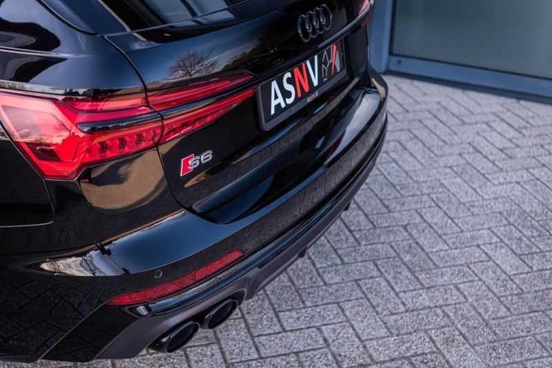 Audi S6 Avant 3.0 TDI Quattro, 350 PK, Luchtvering, S/Supersportstoelen, Luchtvering, Pano/Dak, Top View, B&O, Matrix LED, 2019!! afbeelding 24