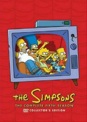 cover The Simpsons - S5