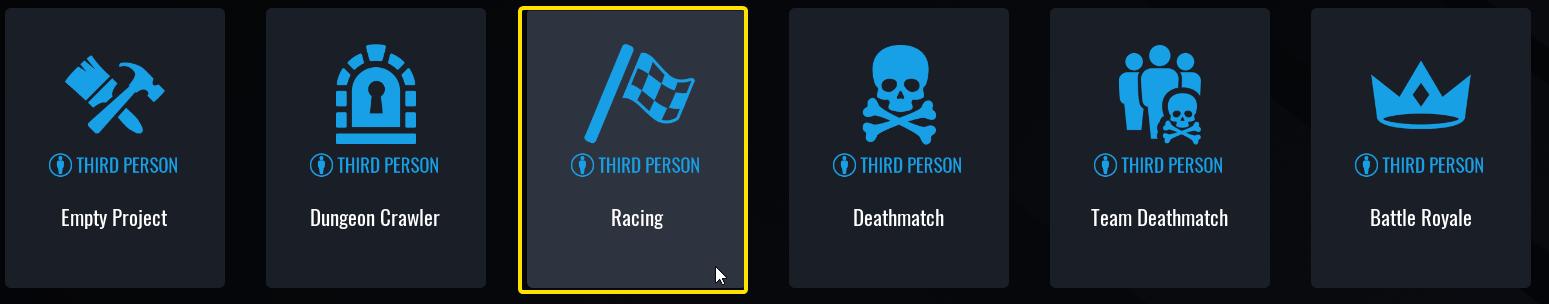Racing Game Framework