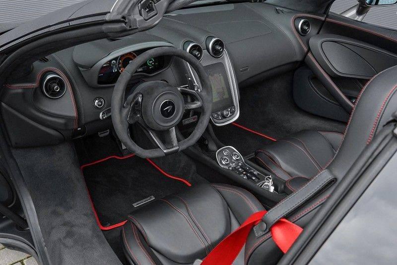 McLaren 570S Spider 3.8 V8 Noselift Camera Carbon Fiber afbeelding 22