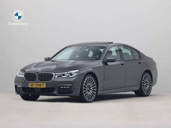 BMW 7 Serie 730d xDrive High Executive Euro 6