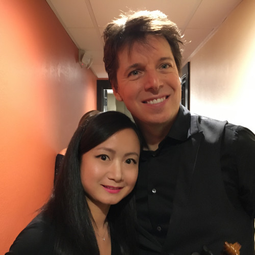 Performing with Joshua Bell and the Fort Wayne Philharmonic