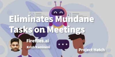 featured image thumbnail for post Creating an AI That Will Help You Transcribe Meetings and Take Notes