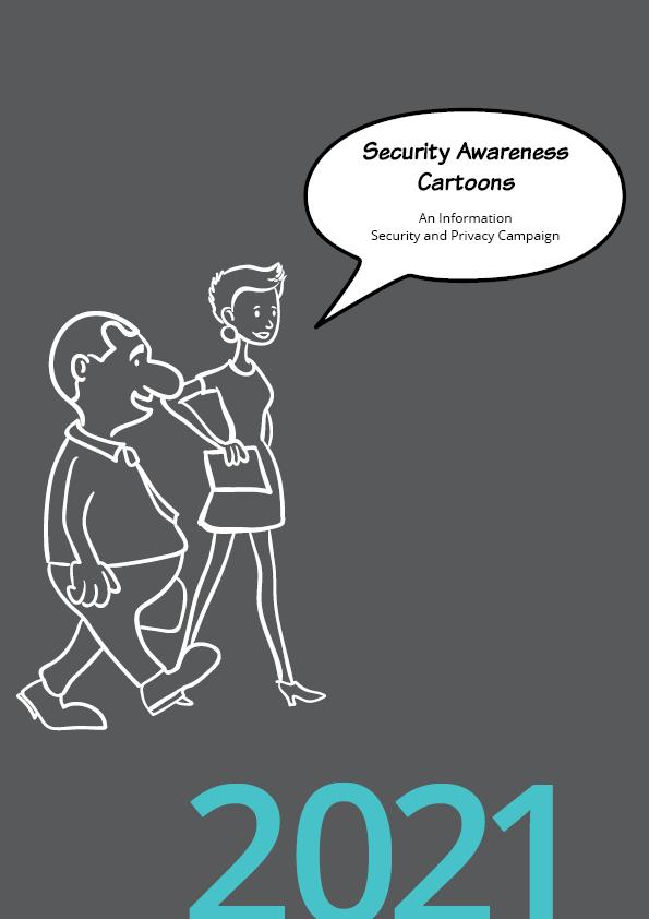 Security Awareness Calendar 2021