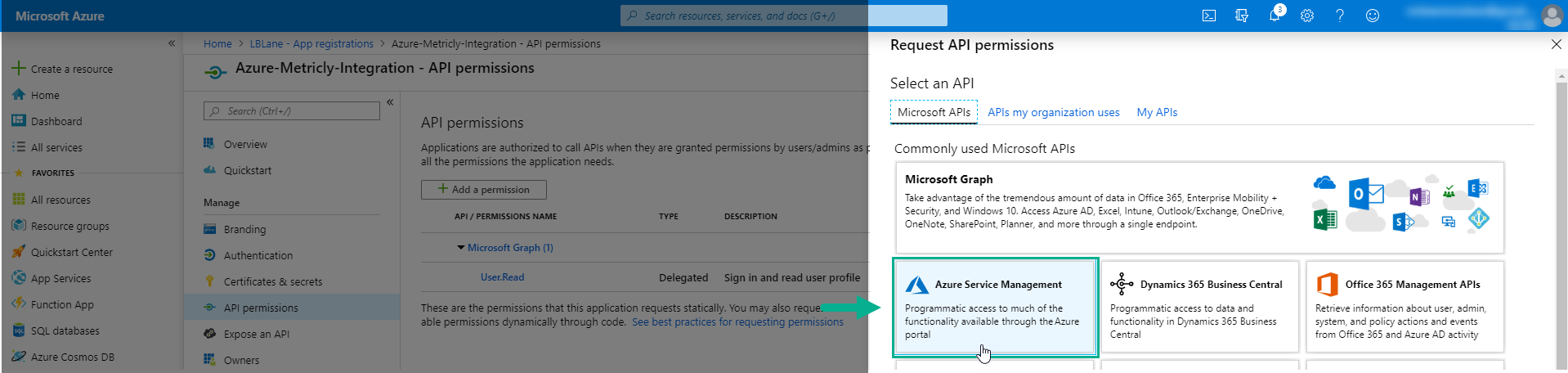 azure-service-management