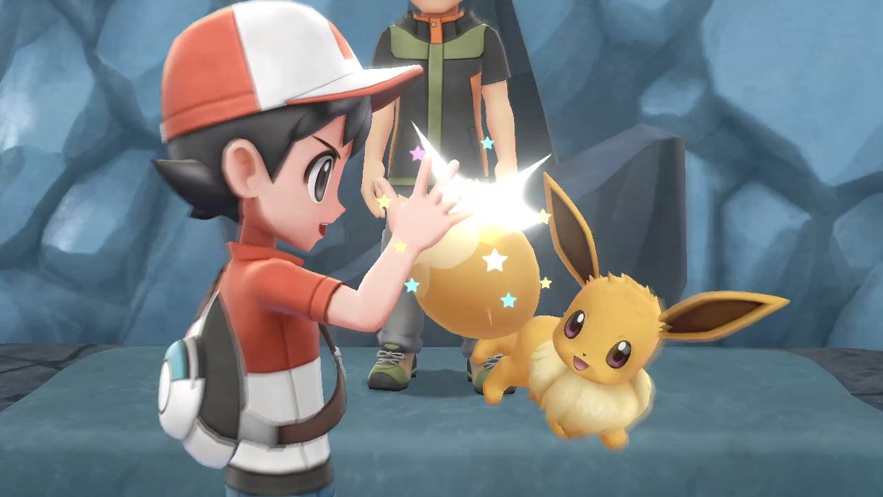 Aprendendo a perder com Pokémon Let's Go! Eevee