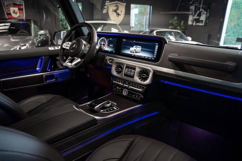 Mercedes-Benz G-Klasse G63 AMG Burmester G 63 AMG Burmester Premium Plus pakket afbeelding 8