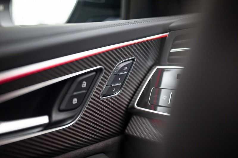 "Audi RS Q8 4.0 TFSI Quattro *RS-Dynamic Plus / Keramisch / Massage / HUD / 23"" / B&O* afbeelding 18"