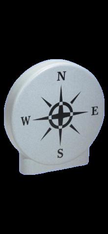 Sun Dial Garden Disk (Granite Look) photo