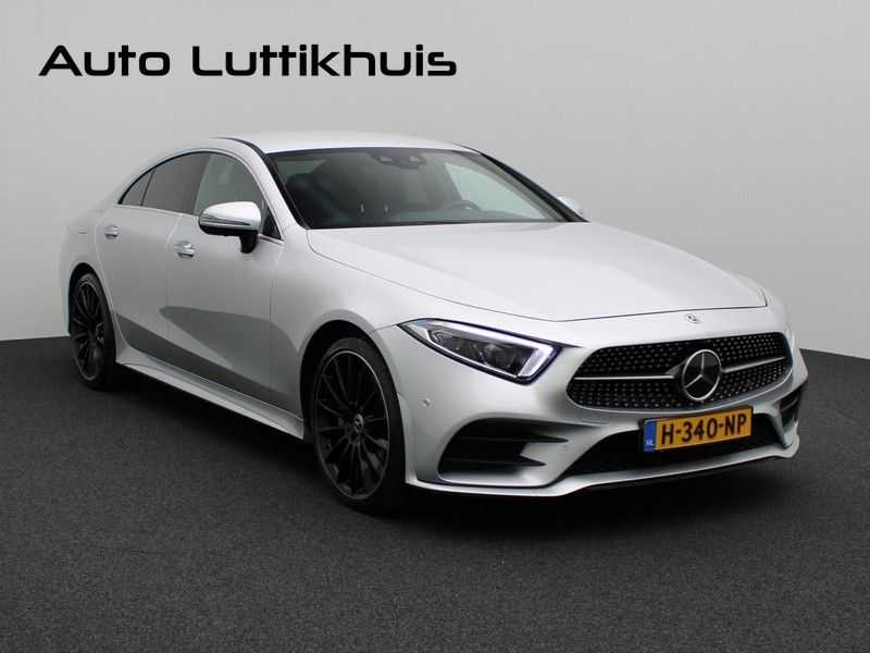 Mercedes-Benz CLS-Klasse 400 d 4MATIC AMG Edition 1 |Headup|Luchtvering|Trekhaak|Designo leder| afbeelding 22