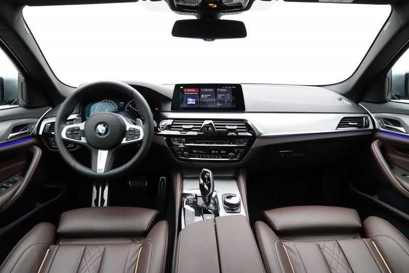 BMW 5 Serie 540d xDrive High Executive afbeelding 20
