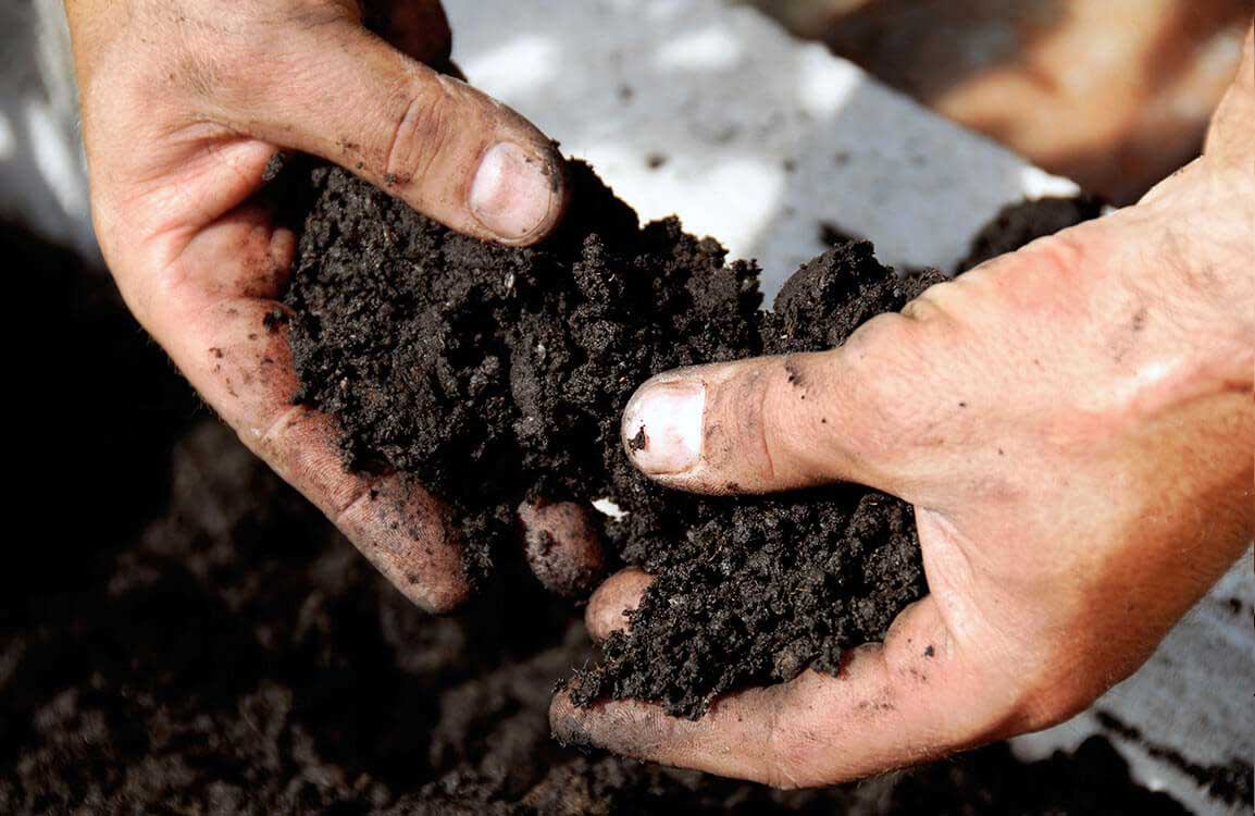 soil monitoring is important for sustainable agriculture