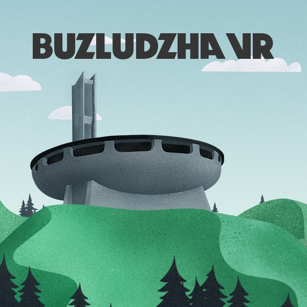 Buzludzha VR experience cover artwork