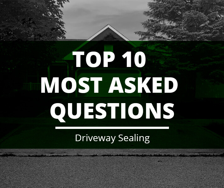 10 Most Asked Questions about Asphalt Sealing