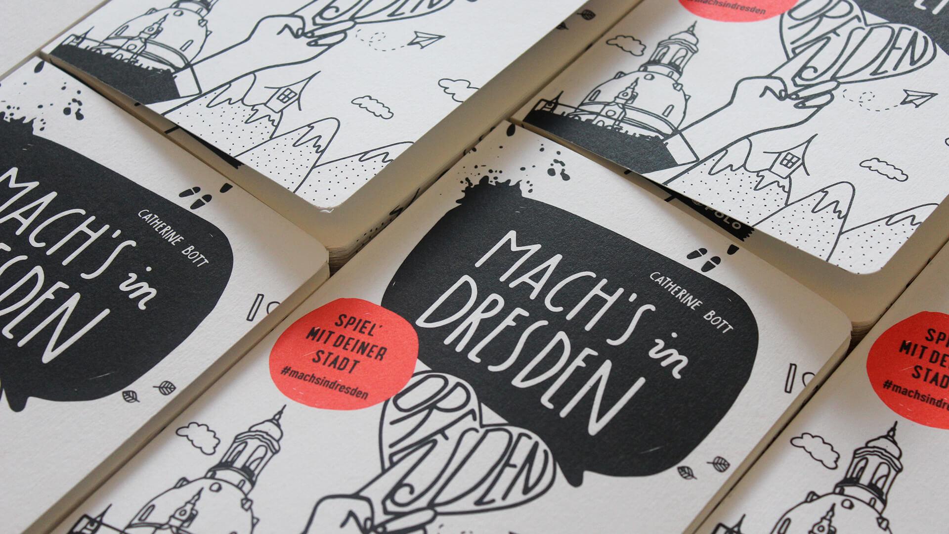 Bücher mit Cover von Mach's in Dresden