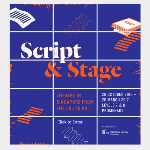 Script and Stage Microsite