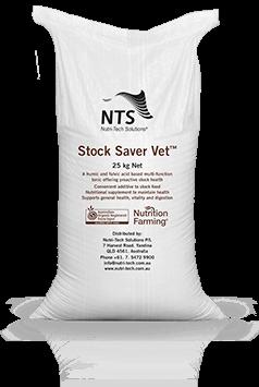 stock saver vet