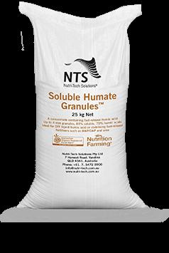 soluble-humate-granules