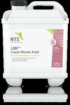 liquid microbe food