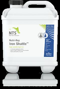 Nutri-Key Iron Shuttle™ | Chelated Iron Fertiliser