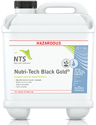 nutri-tech black gold