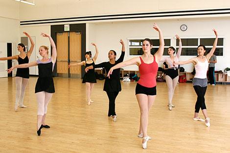 ballet class photo, Bayarea Dance Class, ballet SF, ballet San Francisco