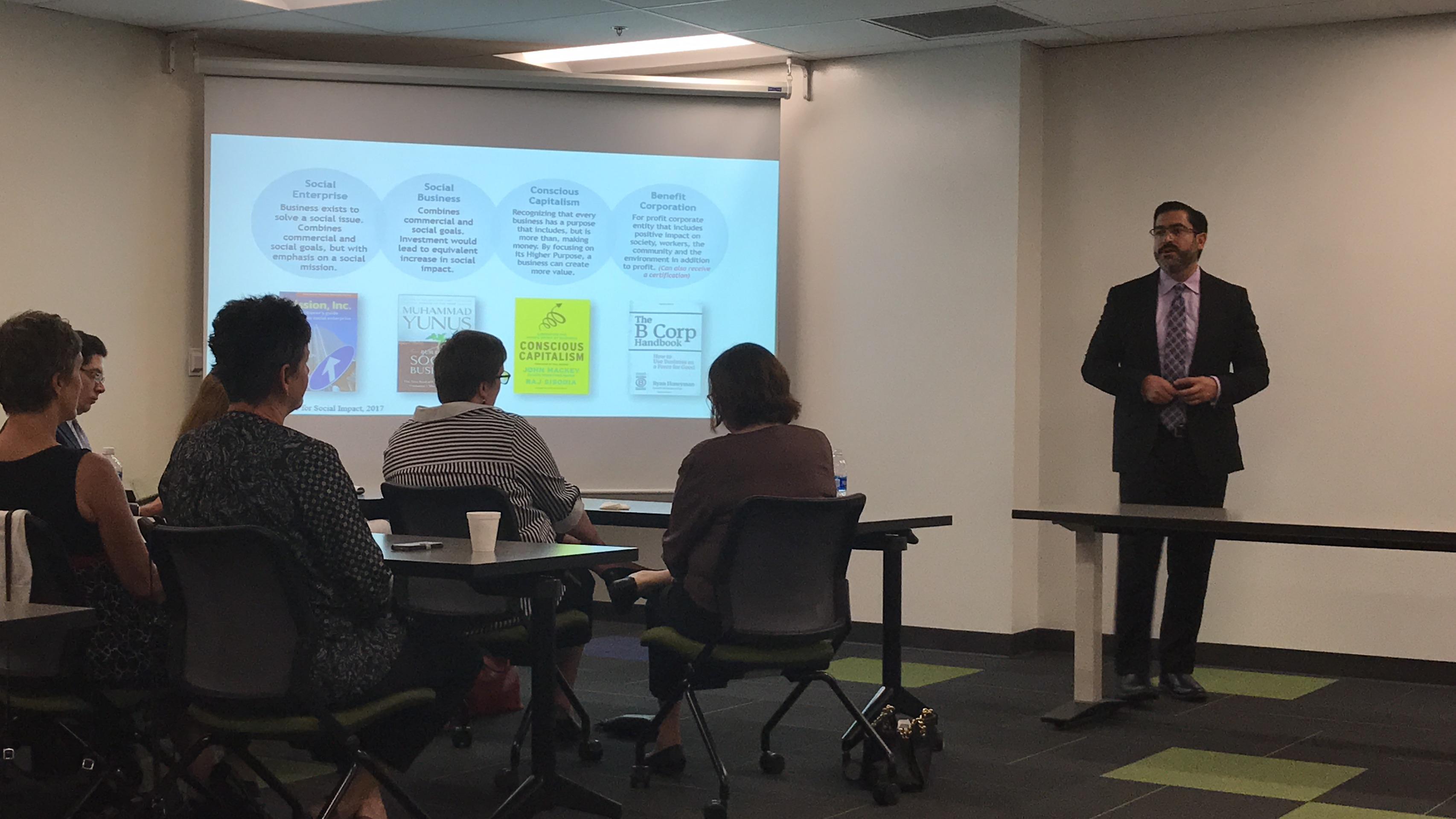 Social Impact Orientation | Introduction