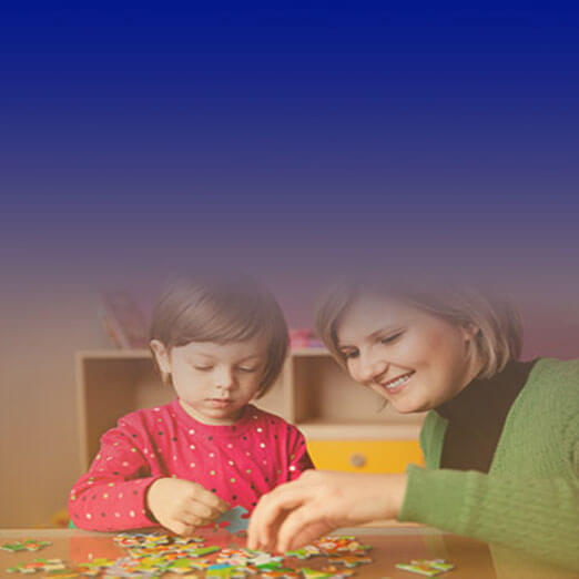 Autism Society Background