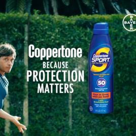 Coppertone Tennis